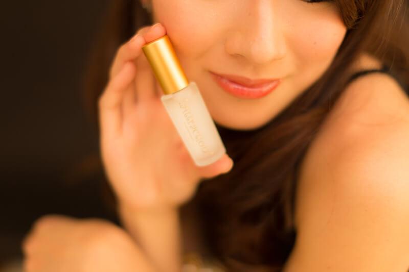 ドキッとした経験のある女性は8割以上!男性の魅力を高める香りの影響力